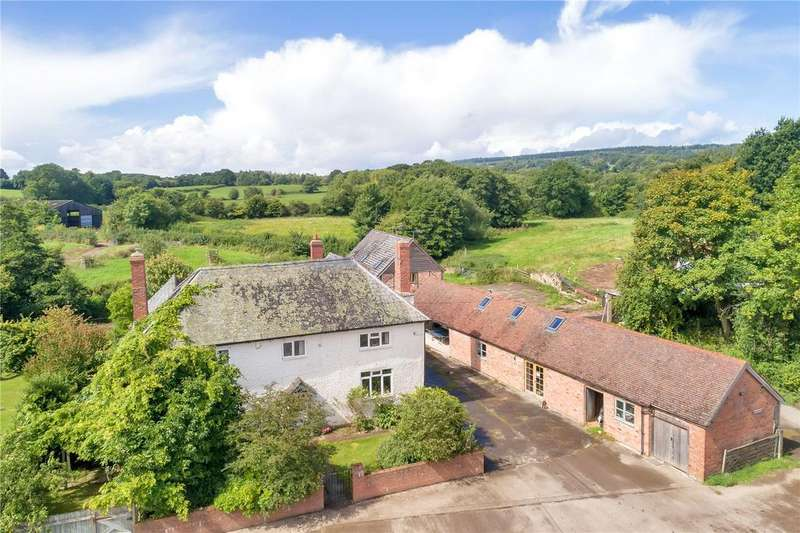 5 Bedrooms Detached House for sale in Yarpole, Leominster, Herefordshire