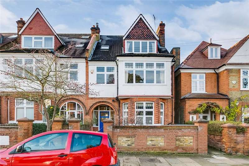 6 Bedrooms Semi Detached House for sale in Daylesford Avenue, Putney, London