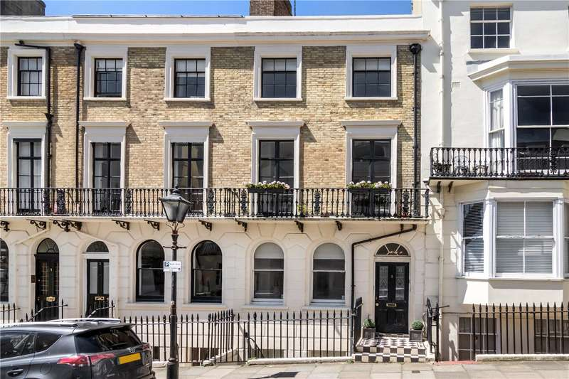 4 Bedrooms Terraced House for sale in Belgrave Place, Brighton, BN2