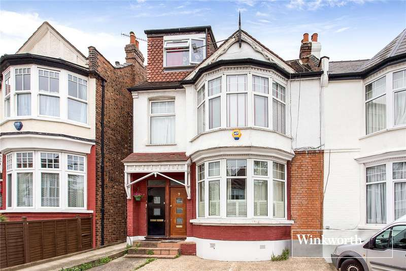1 Bedroom Flat for sale in Stanhope Avenue, Finchley, London, N3