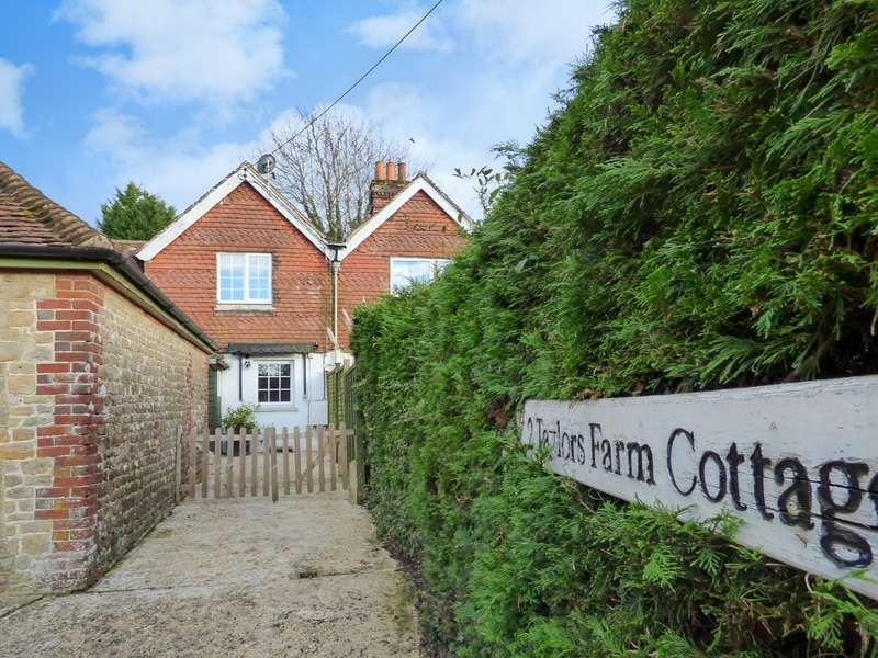 3 Bedrooms Semi Detached House for sale in Taylors Farm Cottages, Midhurst, GU29