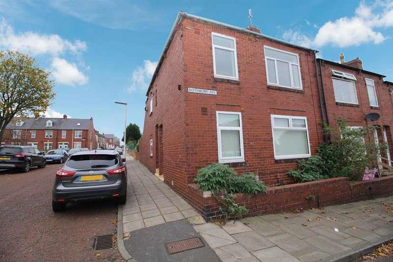 1 Bedroom Flat for sale in Queen Victoria Street, Gateshead