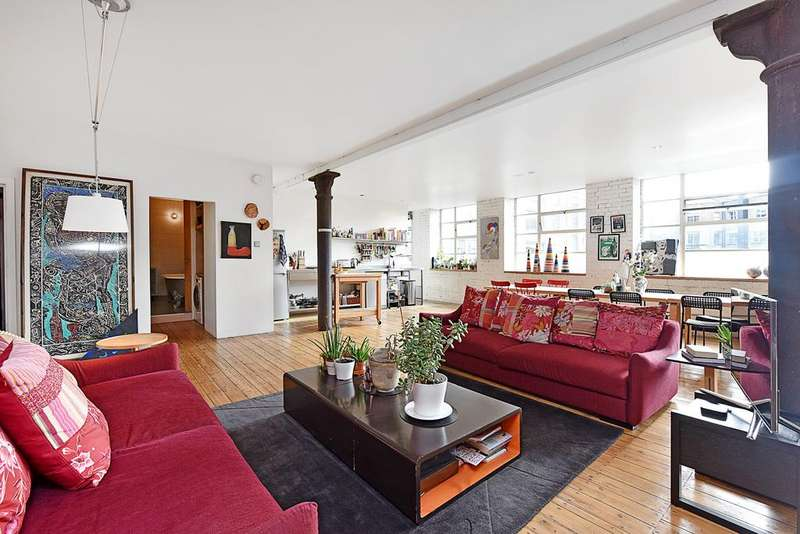 4 Bedrooms Flat for sale in Nile Street, Shoreditch, London