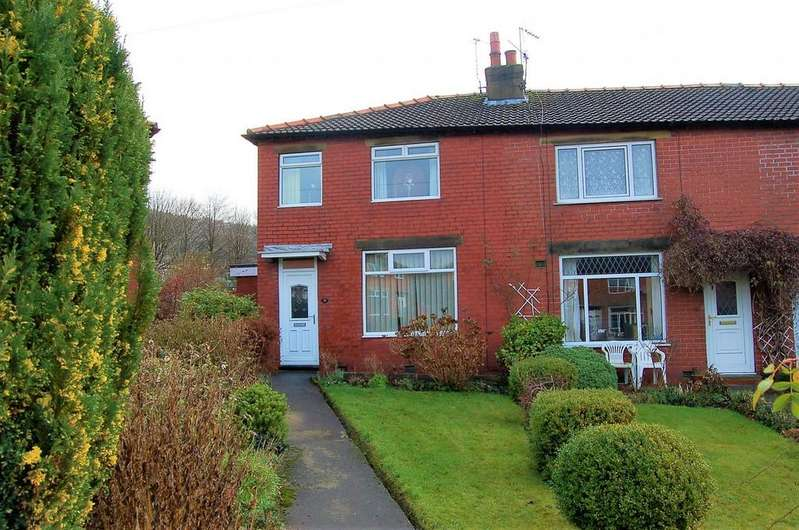 3 Bedrooms End Of Terrace House for rent in Whitelee Gardens, Mytholmroyd