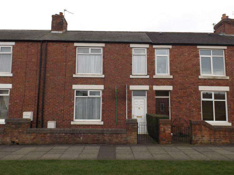 2 Bedrooms Terraced House for rent in Ford Terrace, Guidepost, Two Bedroom House