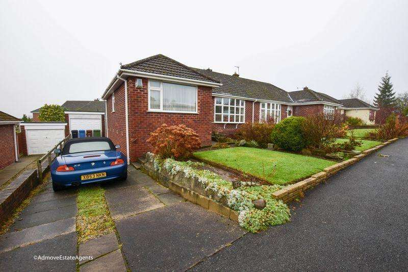 3 Bedrooms Semi Detached Bungalow for sale in Kendal Drive, Gatley