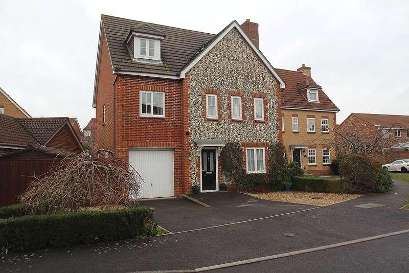 6 Bedrooms Detached House for sale in Swanton Close, Stubbington