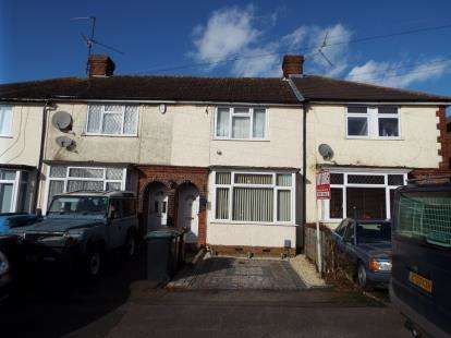 2 Bedrooms Terraced House for sale in Chesford Road, Luton, Bedfordshire