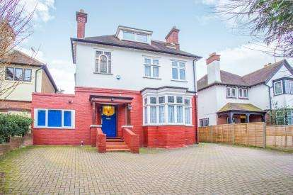 5 Bedrooms Detached House for sale in Rickmansworth Road, Watford, Hertfordshire, .