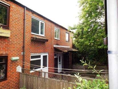 4 Bedrooms Terraced House for sale in Falcon Avenue, Springfield, Milton Keynes, Buckinghamshire