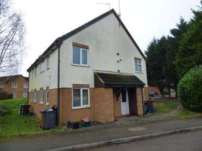 1 Bedroom Semi Detached House for sale in Swinford Hollow, Little Billing, Northampton, Northamptonshire
