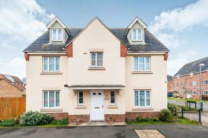 5 Bedrooms Detached House for sale in Endeavour Road, Oakley Park, Swindon, Wiltshire