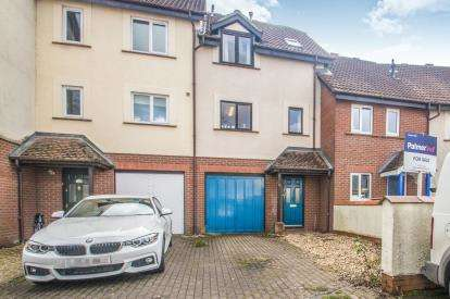 3 Bedrooms Terraced House for sale in Galmington, Taunton, Somerset