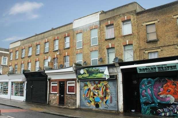 1 Bedroom Studio Flat for sale in Maple Road, London, Greater London, SE20 8LP