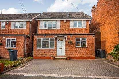 3 Bedrooms Detached House for sale in Regent Road, Harborne, Birmingham, West Midlands