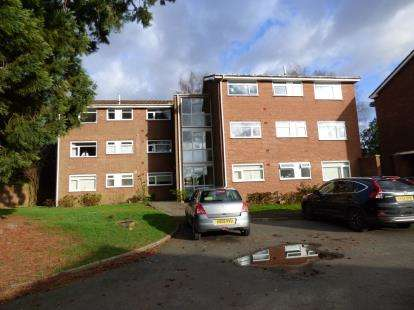 2 Bedrooms Flat for sale in Dereham Court, Leamington Spa, Warwickshire, England