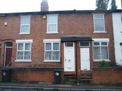 2 Bedrooms Terraced House for sale in Carter Road, Wolverhampton, West Midlands