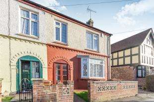 3 Bedrooms End Of Terrace House for sale in Maple Avenue, Gillingham, Kent, .