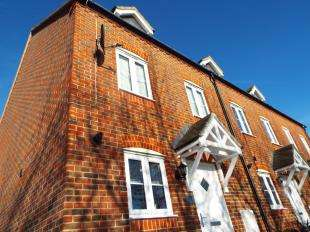 3 Bedrooms End Of Terrace House for sale in Brampton Field, Ditton, Aylesford, Kent