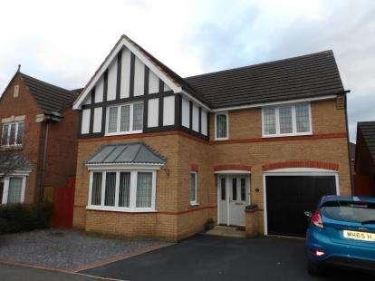 4 Bedrooms Detached House for sale in Buckingham Road, Coalville