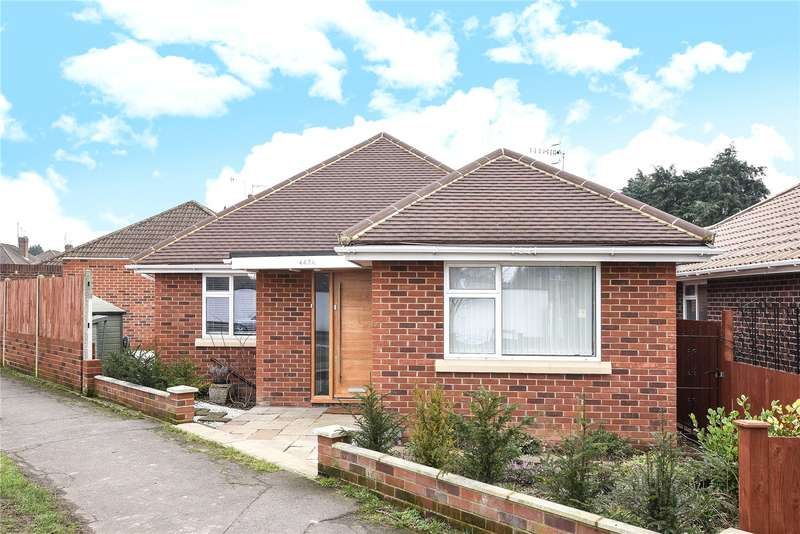 2 Bedrooms Detached Bungalow for sale in Bushey Mill Lane, Bushey, WD23