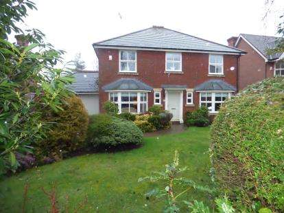 4 Bedrooms Detached House for sale in The Ravens, Formby, Liverpool, Merseyside, L37