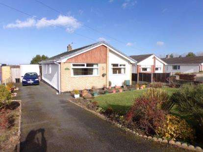 3 Bedrooms Bungalow for sale in Church Road, Northop, Mold, Flintshire, CH7