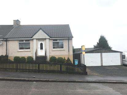 2 Bedrooms Semi Detached House for sale in Baird Terrace, Harthill