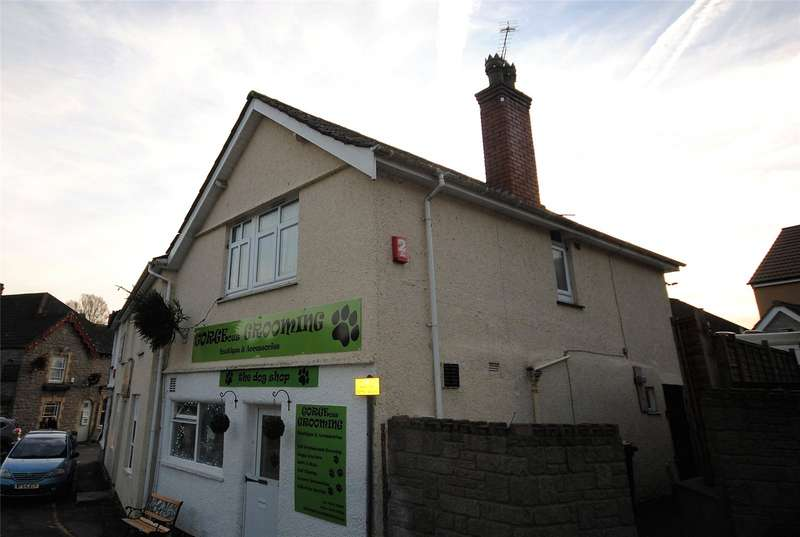 2 Bedrooms Flat for sale in Birch Hill CHEDDAR Somerset BS27