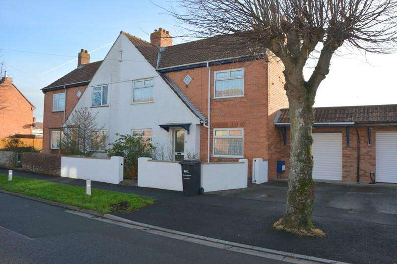 3 Bedrooms Semi Detached House for sale in Worston Lane, Burnham-On-Sea