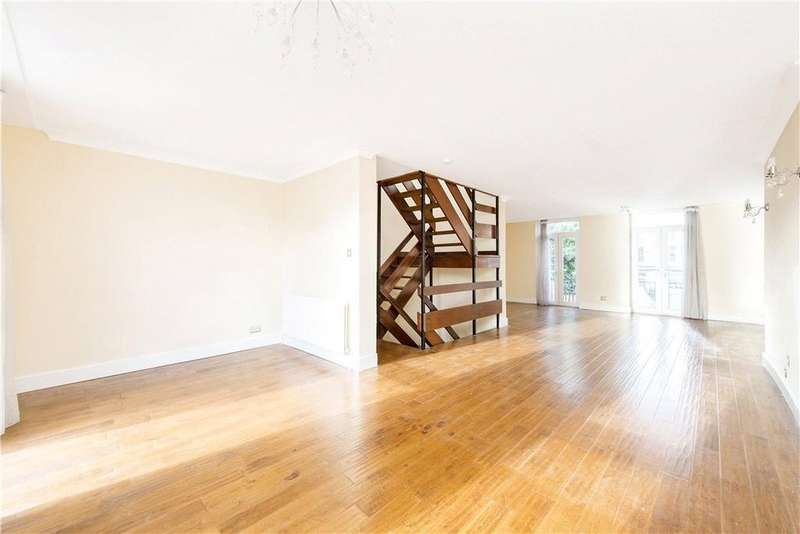 4 Bedrooms Terraced House for sale in Hornby Close, Belsize Park, London, NW3