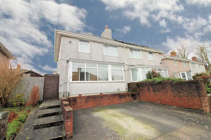 3 Bedrooms Semi Detached House for sale in Tenby Road, St Budeaux, PL5 1NT