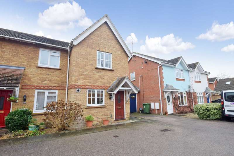 2 Bedrooms End Of Terrace House for sale in Carlyle Gardens, Wickford, SS12