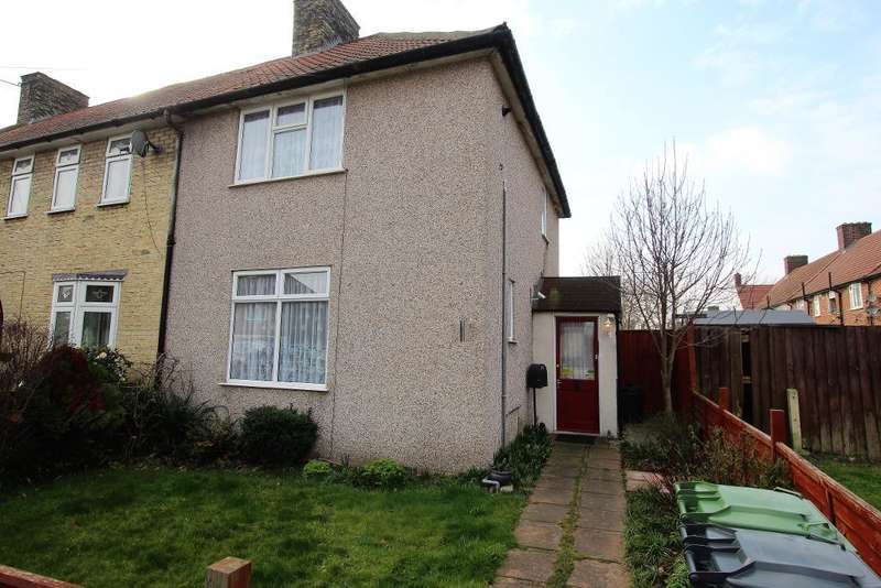 2 Bedrooms Detached House for sale in Hatfield Road, Dagenham, RM9 6JS