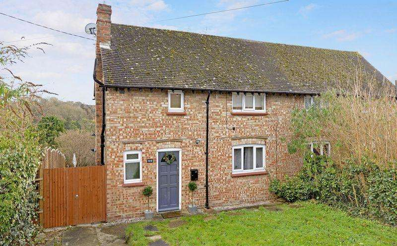 2 Bedrooms Semi Detached House for sale in Ockford Ridge, Godalming