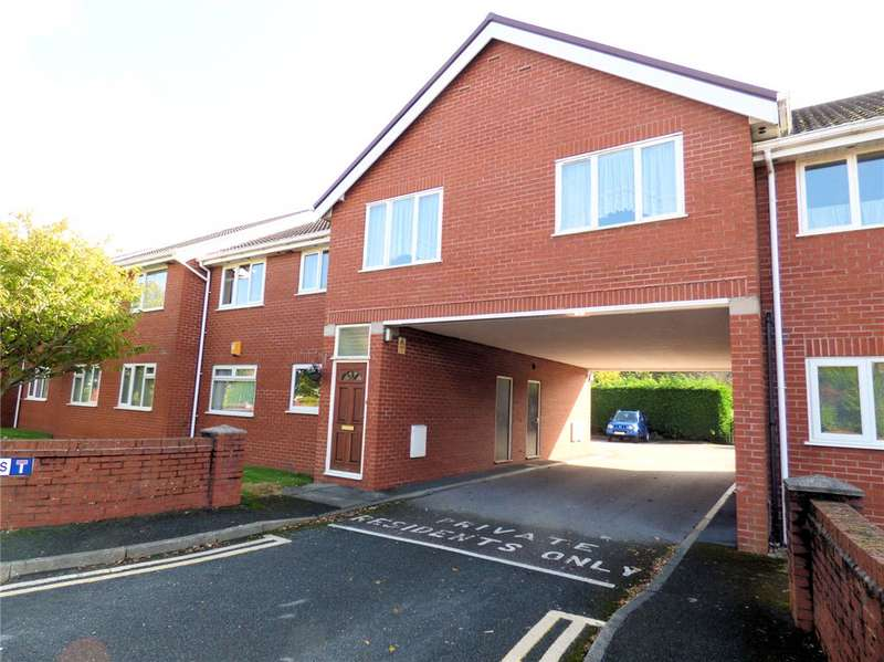 1 Bedroom Penthouse Flat for sale in 1 Kingston Mews, Crabtree Road, Thornton-cleveleys, Lancashire