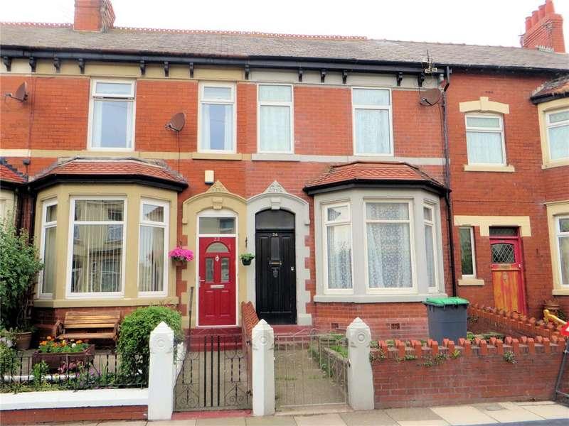 4 Bedrooms Terraced House for sale in Warbreck Drive, Bispham, Blackpool