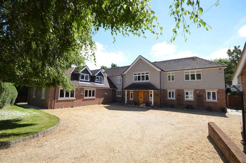 6 Bedrooms Detached House for sale in The Orchard, FIRS LANE, APPLETON, Warrington, WA4