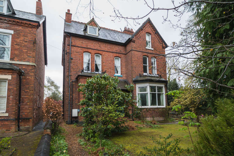 5 Bedrooms Semi Detached House for sale in Chester Road, Northwich