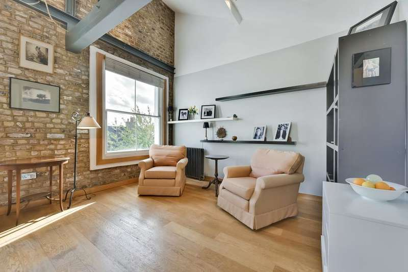 2 Bedrooms Flat for sale in St. Stephens Terrace, London SW8