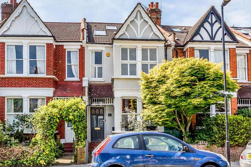 4 Bedrooms Property for sale in Linzee Road, Crouch End, London, N8