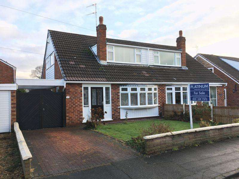 3 Bedrooms Semi Detached House for sale in Berry Drive, Great Sutton