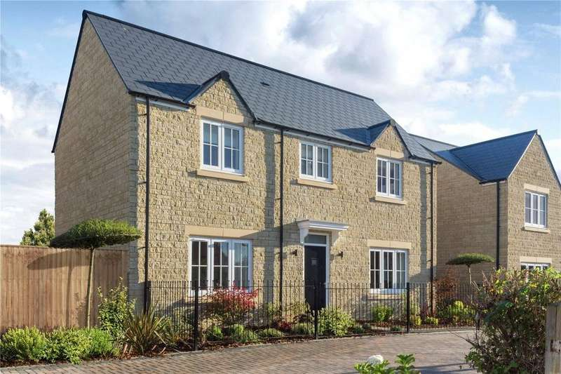 4 Bedrooms Detached House for sale in Nessvale, Oakwood Gate, New Road, Bampton, Oxfordshire, OX18