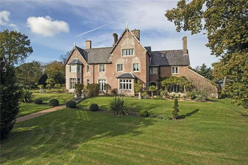 6 Bedrooms Detached House for sale in Beech House Lane, Salehurst, Robertsbridge, East Sussex, TN32
