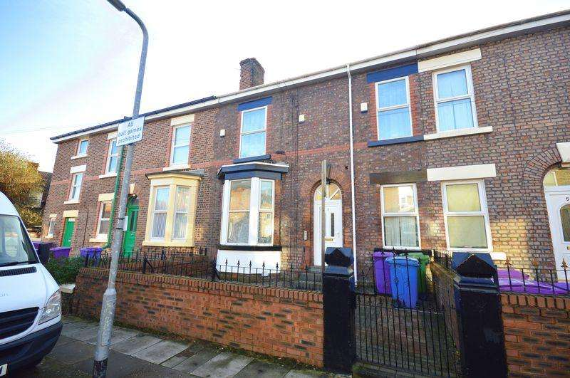 5 Bedrooms Terraced House for sale in Grey Road, Walton Vale