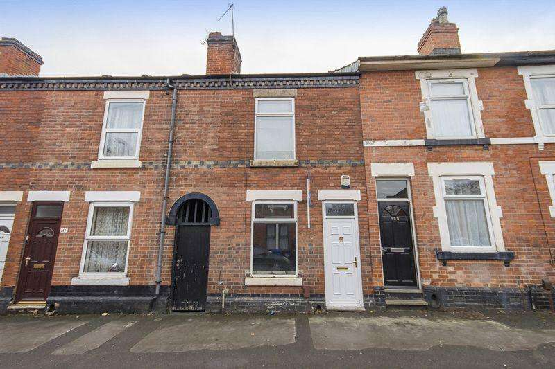2 Bedrooms Terraced House for sale in Drewry Lane, Derby
