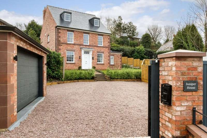 5 Bedrooms Detached House for sale in Juniper House, Kelsall, CW6 0SE