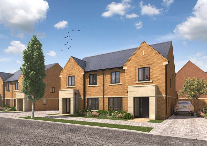 4 Bedrooms Semi Detached House for sale in Imber Riverside Orchard Lane, East Molesey, Surrey, KT8