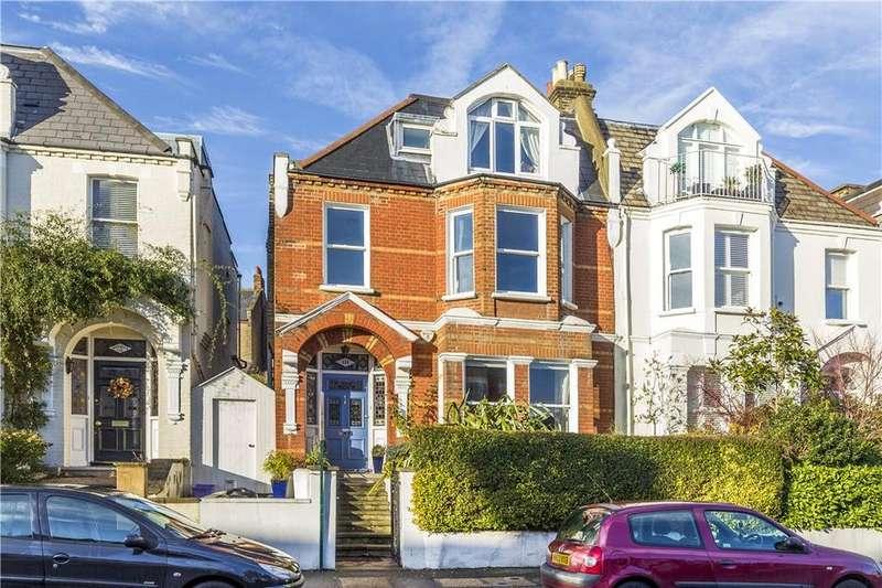 5 Bedrooms Semi Detached House for sale in Woodside, London, SW19