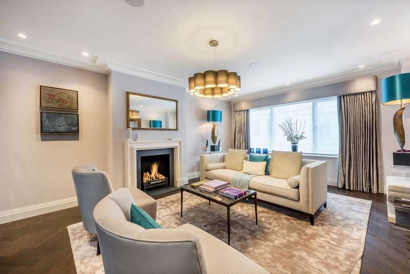 4 Bedrooms House for sale in Clarendon Place, Hyde Park Estate, W2
